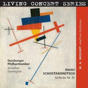 """Living Concert Series – Shostakovich: Symphony No. 15 – Mozart: Symphony No. 35, """"Haffner"""""""