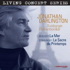 Living Concert Series – Debussy: La mer – Stravinsky: Le sacre du printemps