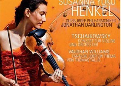 Living Concert Series: Tchaikovsky: Violin Concerto