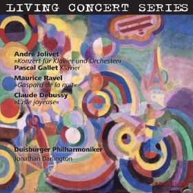 Living Concert Series: Jolivet, Ravel & Debussy