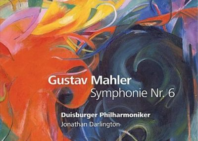 Living Concert Series: Mahler Symphony No. 6 in a Minor