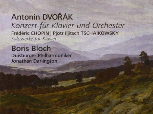 Living Concert Series: Dvořák – Chopin – Tchaikovsky