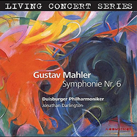 Living Concert Series: Mahler Symphony No. 6 in a Minor