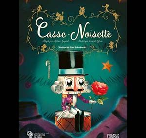 The Nutcracker / Casse-Noisette (Deluxe book edition)