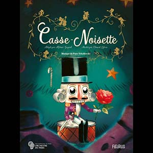 The Nutcracker / Casse-Noisette (Deluxe book edition)